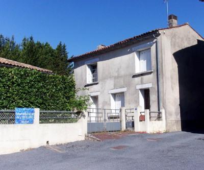 Maison 6 pièces Montlieu la Garde