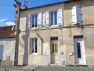 Town house 4 rooms Centre Ville de Cognac