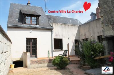 Maison la chartre sur le loir - 10 pièce (s) - 185 m²