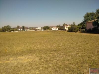 Building land