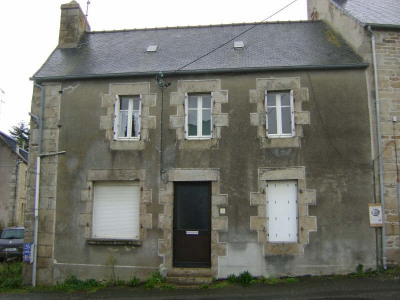 Town house 4 rooms, 78 m² - Loguivy Plougras (22780)