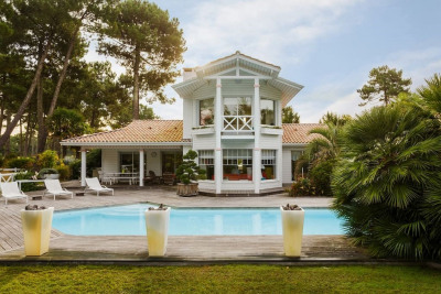 Villa vue green