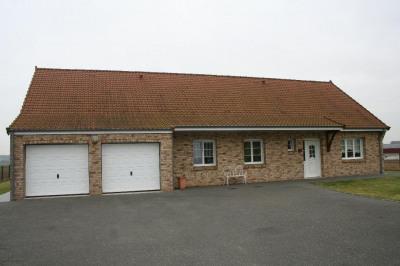 Maison * 4 pièces * 109 m² * 62575 HEURINGHEM * 283 500 eur