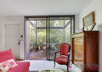 Duplex avec terrasse