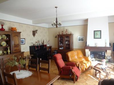 Maison de village de 170 m² avec double garage
