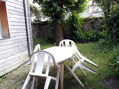Limoges T2 de 42 m² avec jardin