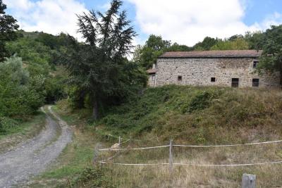 Ensemble de 3 maisons en pierre