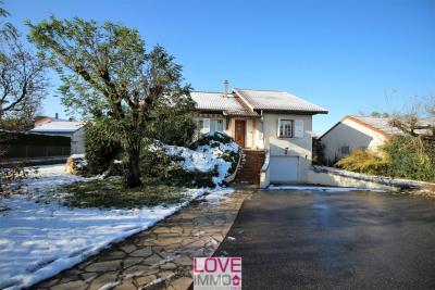 Maison traditionnelle de 130m² et 1260m² de terrain