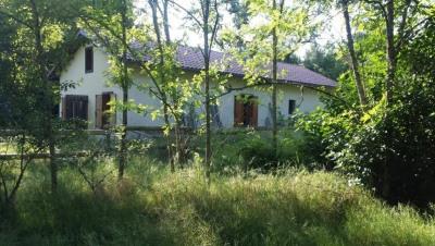 Maison landaise rénovée