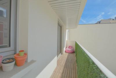 Appartement - 2 pèces - 52.37 m²