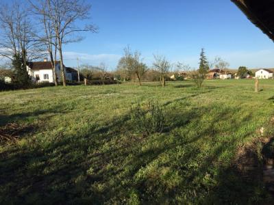 Terrain Pontonx Sur L Adour 806 m²