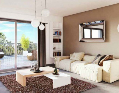 T4 neuf 77 m² lardenne