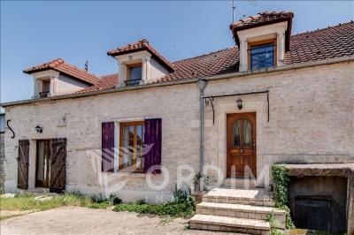 Maison ancienne chablis - 4 pièce (s) - 108 m²