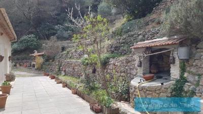 Haut villa