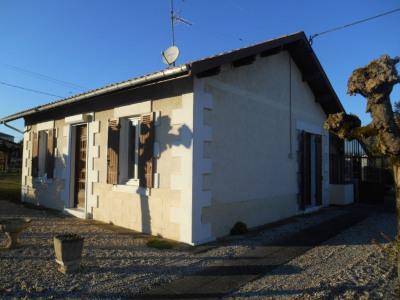 CABANAC, Maison ancienne 80m²