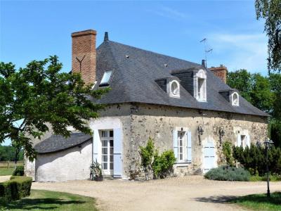 Maison ancienne avec cachet