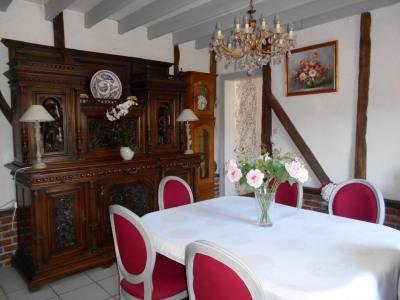 Maison individuelle * 5 pièces * 125 m² * 62575 HEURINGHEM *