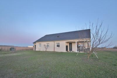 Maison neuve de 120 m² avec 4 chambres
