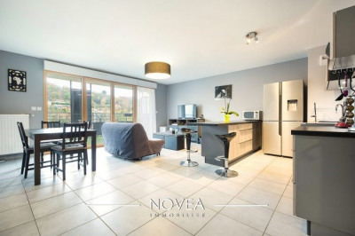 Bel appartement T4 de 82 m² avec balcon