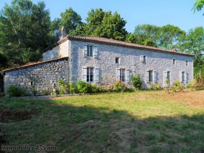 Moulin de campagne dolmayrac- 7 pièces - 280 m²