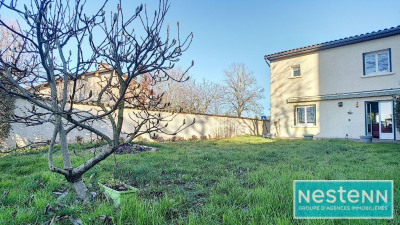 Vente appartement Saint Bonnet de Mure
