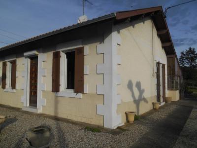 Secteur LA BREDE, adorable maison de 80 m² sur 980 m² terrain