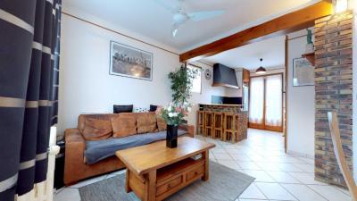 Maison 5 pièces de 71 m², terrain de 486 m²