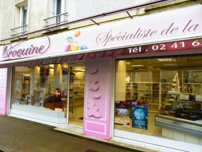 COMMERCIAL BEAUPREAU - 105 m2