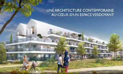 Appartement T2 neuf