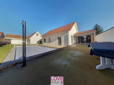 A saisir maison plain-pied 4 pièces piscine double garage