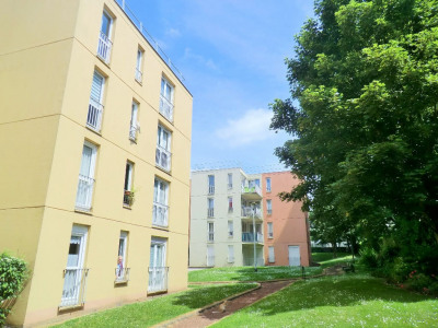 Appartement Tourcoing Type 3 de 72 m²