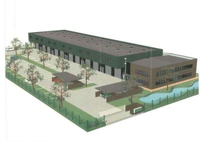 A vendre Bureau NEUF climatisé 61m² Mérignac