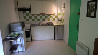 Appartement résidence les Sources n°4 - 38 m²