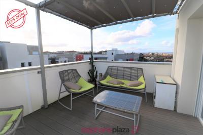 Appartement Meyzieu - 5 pièce (s) - 100,99 m²