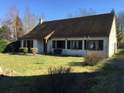 Maison civray de touraine - 4 pièce (s) - 87.9 m²