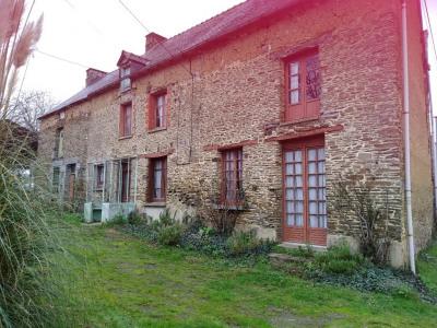 Maison Pleugueneuc 2 pièce(s) 300 m2