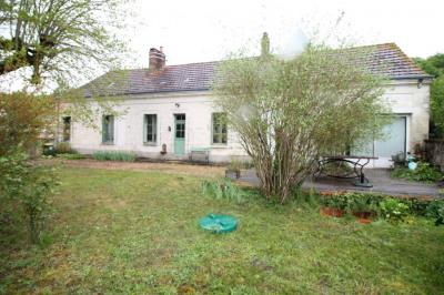 Maison La Chartre Sur Le Loir 5 pièce(s) 100 m2