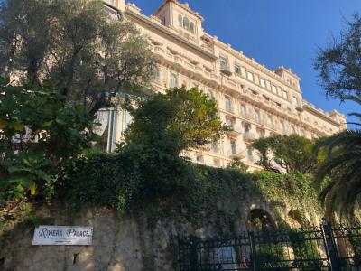 Menton riviera palace