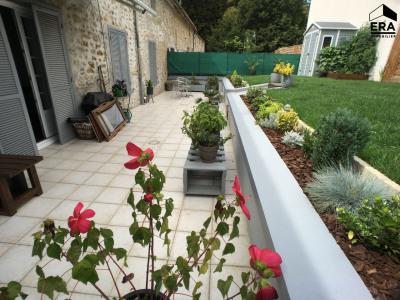 Appartement 3 pièces avec jardin privatif