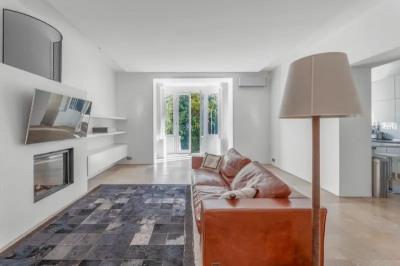 Carre d or: appartement-villa 7 pièces avec jardin - u