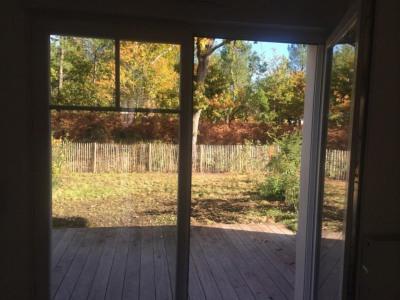 Duplex avec terrasse et jardinet