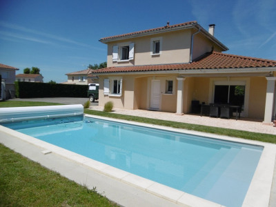 Villa comteporaine de 123 m²