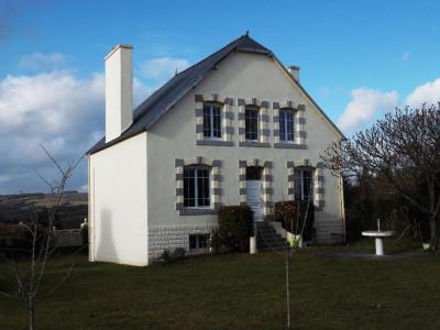 Sale house / villa Lannedern