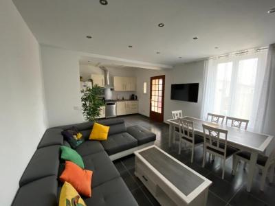 Appartement quartier des calanques 82 m²
