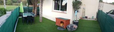 Appartement T3 avec jardinet