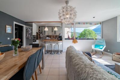 Appartement terrasse avec vue sur le lac