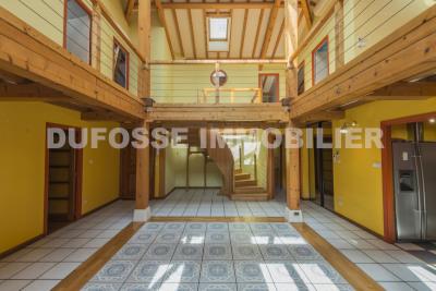 Lyon Part-Dieu - Maison de ville 218m², garage