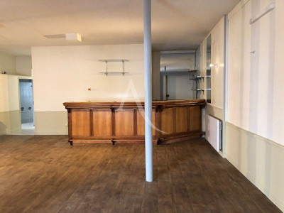 Local commercial Perigueux 160 m²