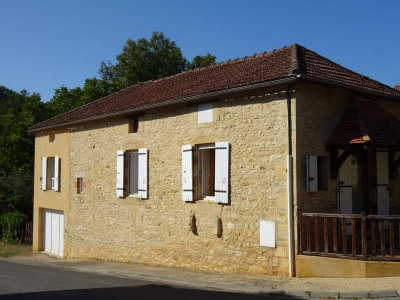 Maison de village Besse