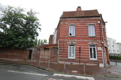 Maison semi-individuelle avec garage sur la commune de Douai